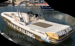Barco parasailing Orca 10400