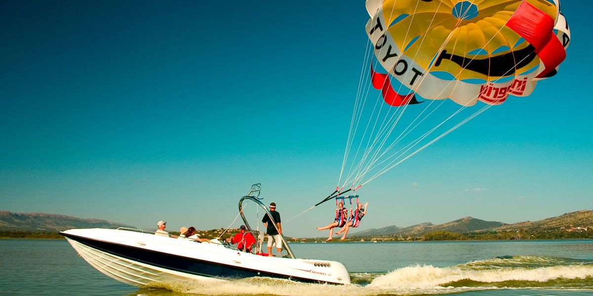 Embarcacion para parasailing cherokee 30