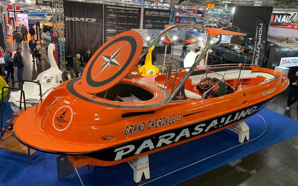 Barco Parasail Gran Cherokee 33 vista_superior