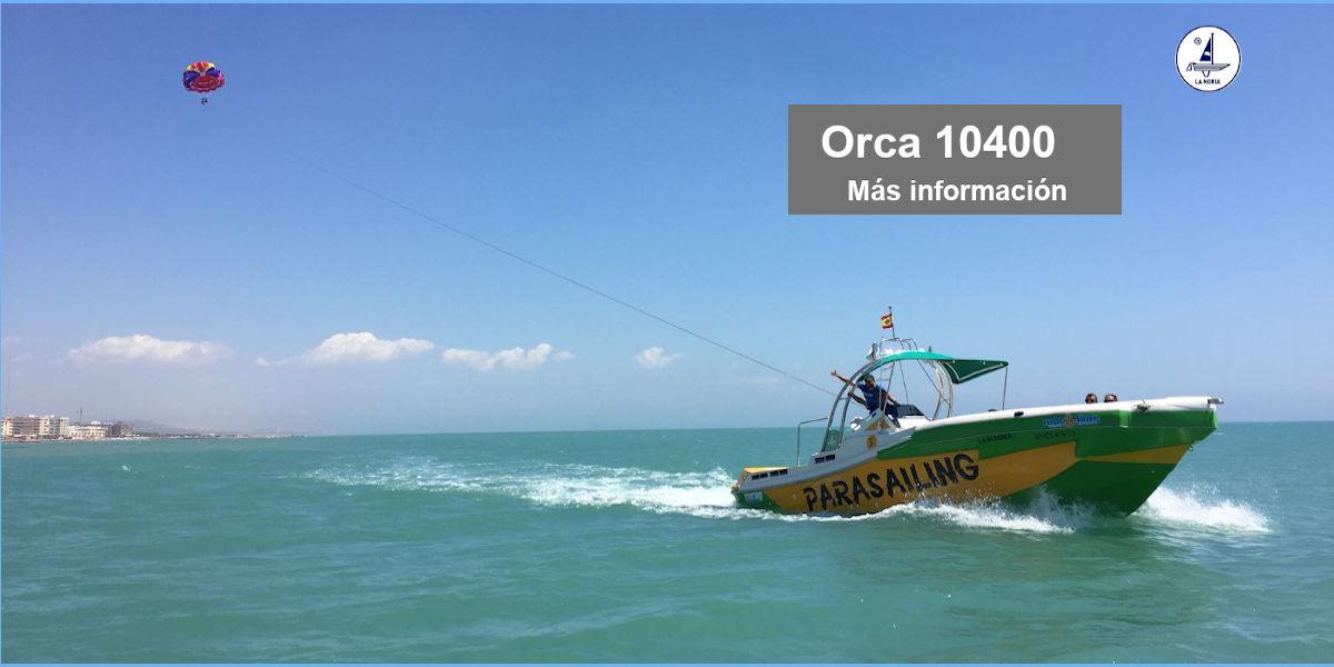 Orca 10400 Barco Parasailing