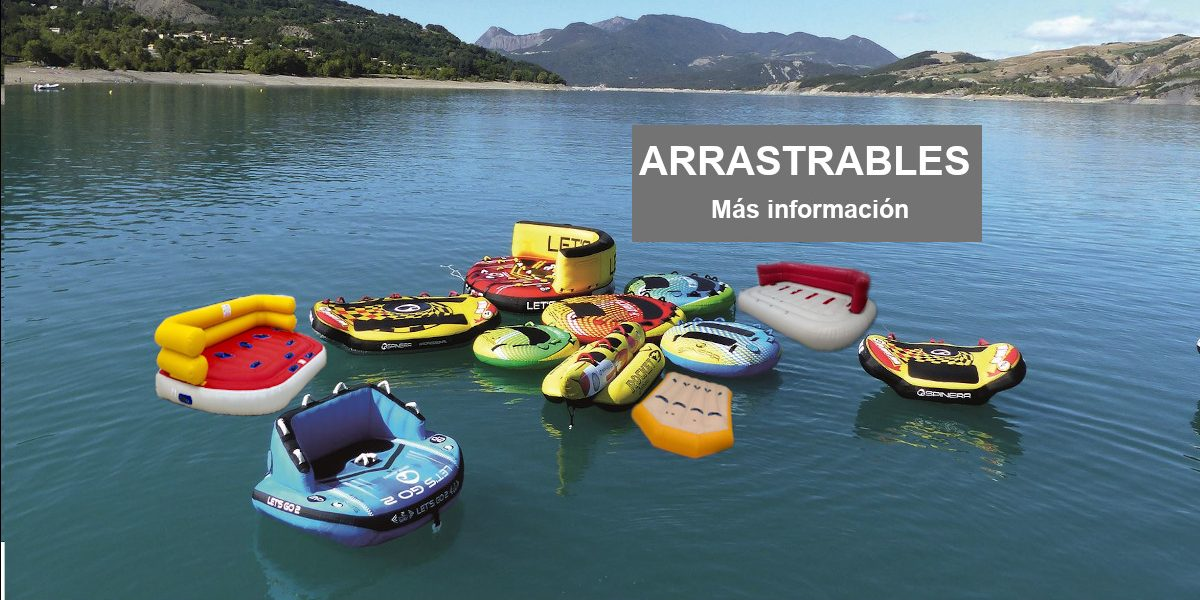 Inflable Arrastrable Parasailing